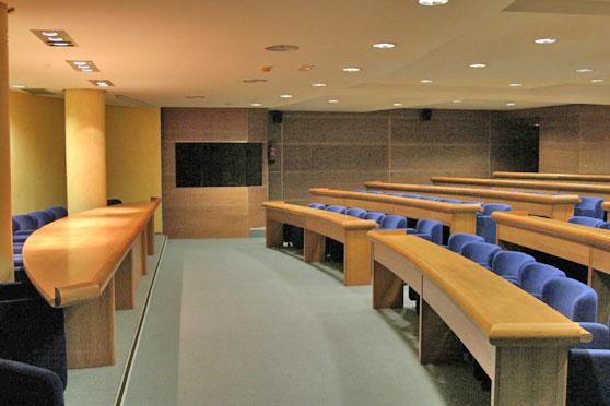 Salón de Actos Centros de Negocios Cámara de Bilbao