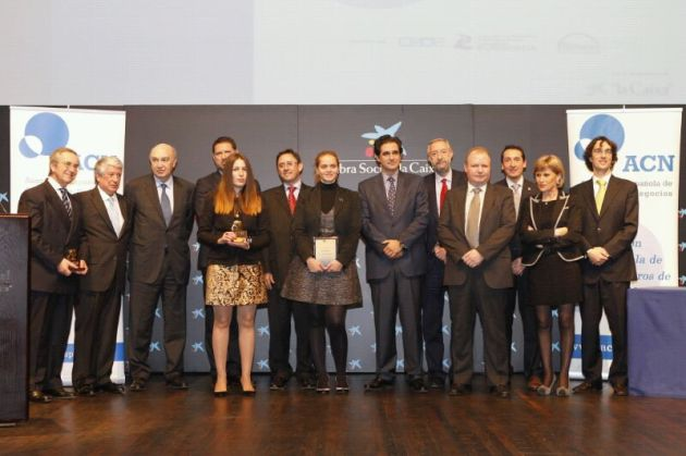 Entrega Premios ACN 18 diciembre