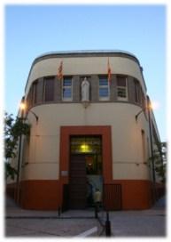 Casa del Refugio de Zaragoza