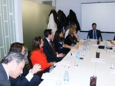 Reunión Zona Centro A. Centro Negocios marzo 2013