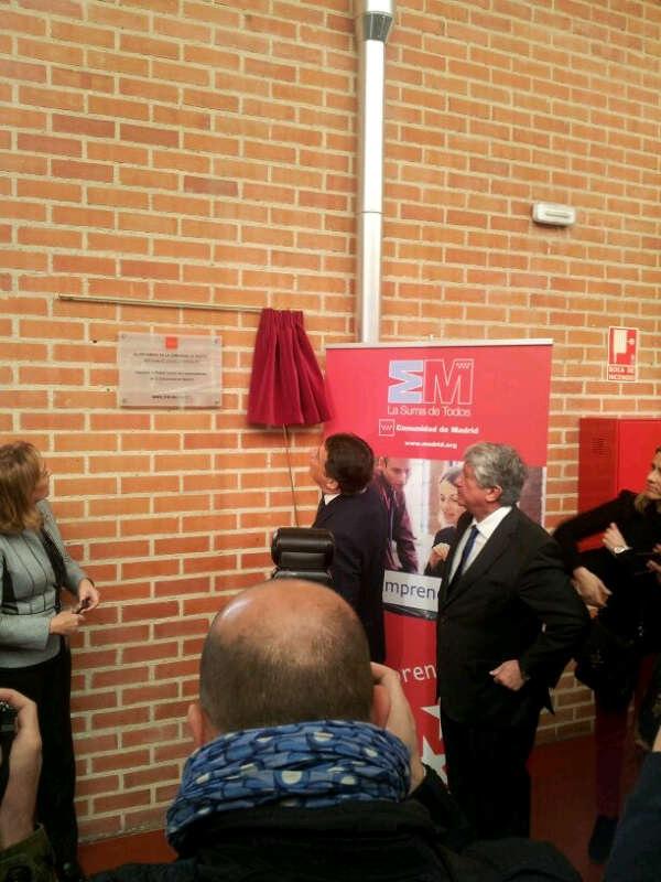 Día del emprendedor de la Comunidad de Madrid - Getafe 1