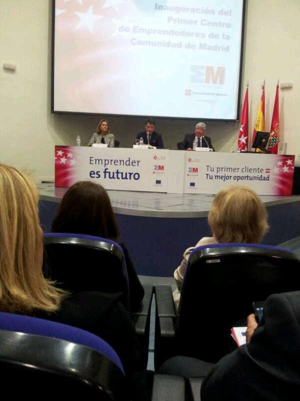 Día del emprendedor de la Comunidad de Madrid - Getafe 2