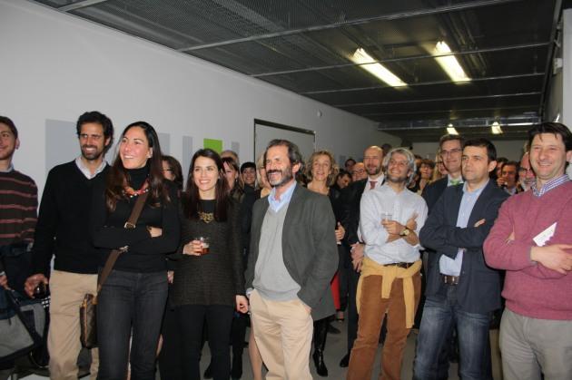 Presentación del vídeo inaugural de Urban Lab Madrid