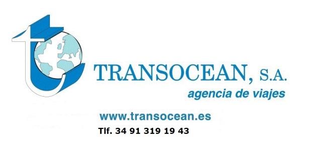 TRANSOCEAN logo con tlf