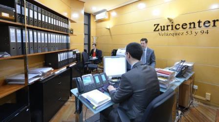 Personal ZuriCenter Centro de Negocios