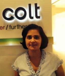 Cristina Herrero de Colt