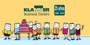Klammer Business Centers celebra su 25 aniversario