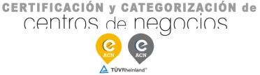 La certificación refuerza su trabajo a favor de los Centros de Negocios