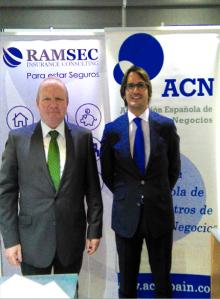 ACN y RAMSEC Insurance Consulting renuevan su Convenio de Colaboración
