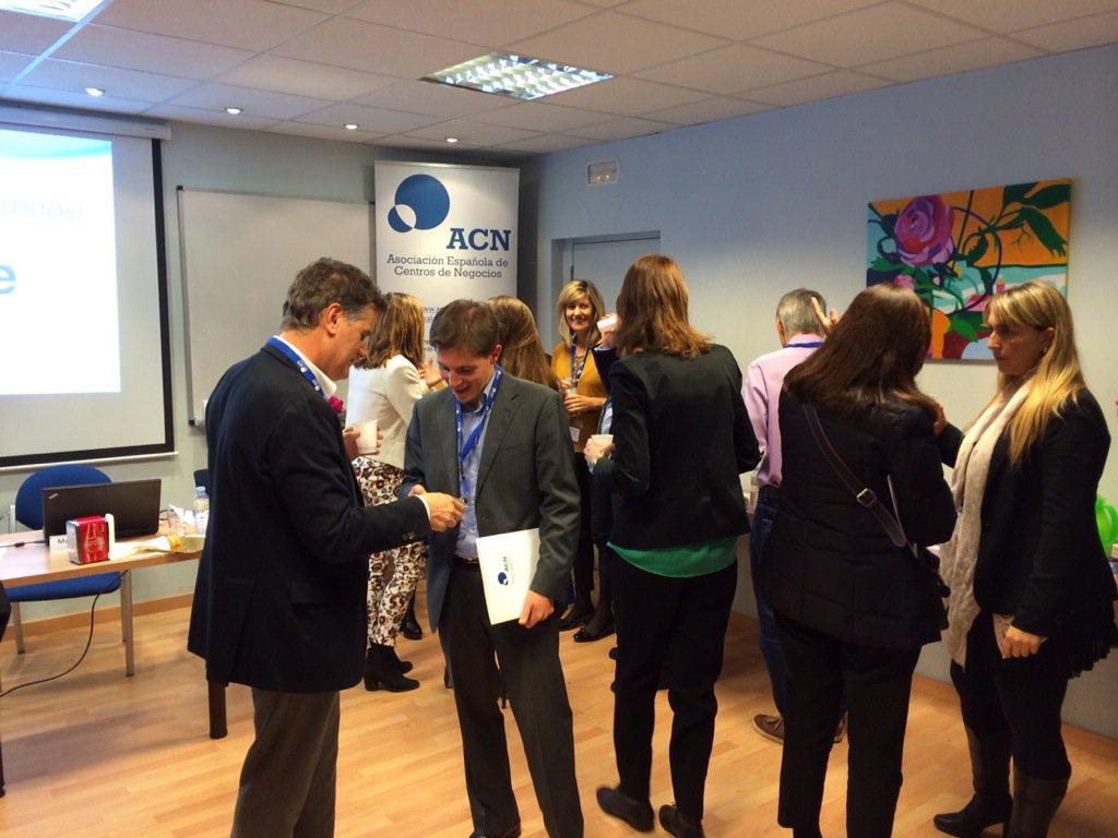 Networking y Felicidad en los II Encuentros de ACN