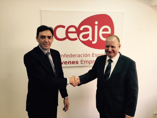 ACN y CEAJE renuevan su acuerdo de colaboración