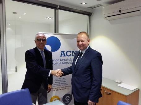 Firma Acuerdo AIME. ACN